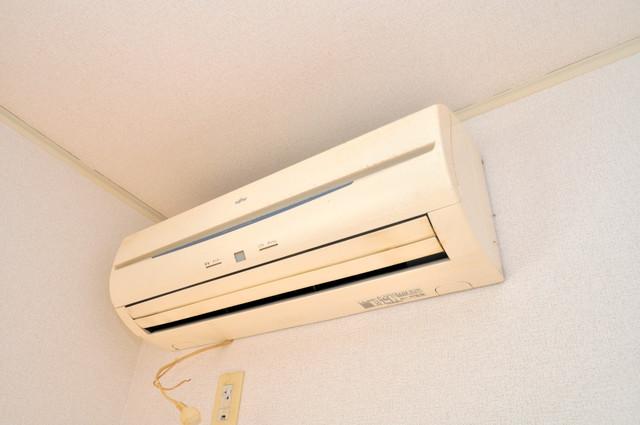 フォンテーヌ 最初からエアコンが付いているなんてお得ですね