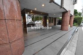 市ヶ谷東急アパートメントの外観画像