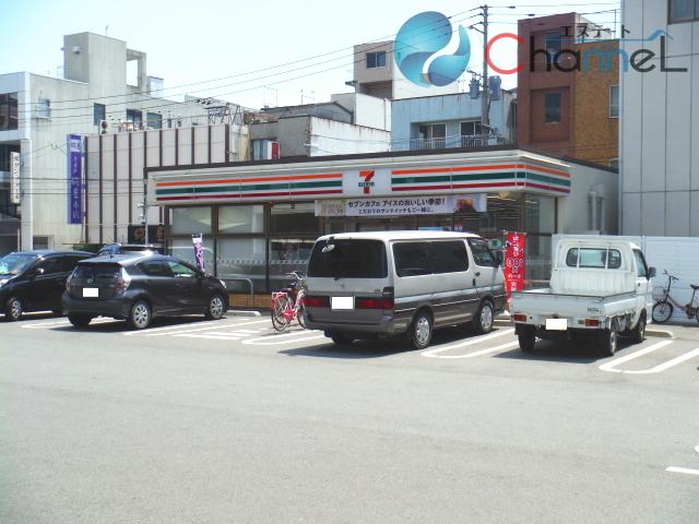 セブンイレブン久留米市役所前店