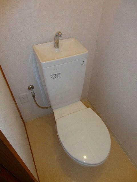 アパートメントスミカトイレ