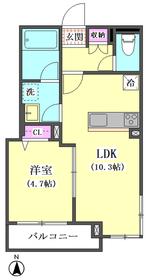 仮)大森西2丁目シャーメゾン 203号室