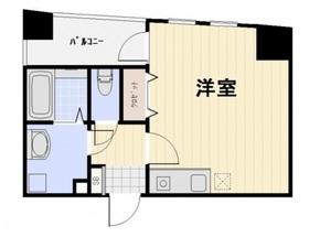 フレグランス川崎4階Fの間取り画像