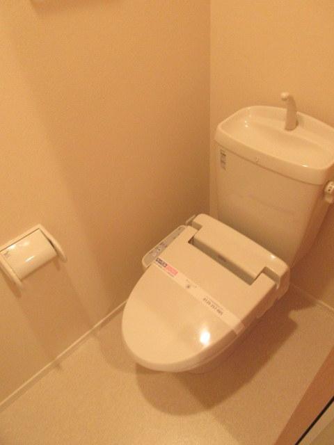 Maison Le Pereトイレ