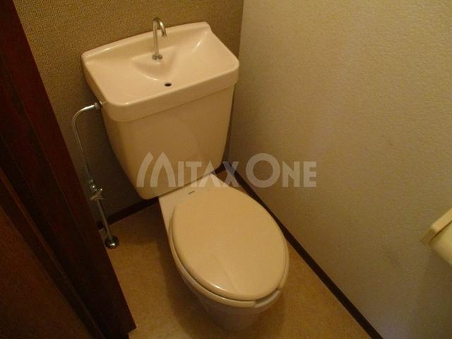 ピアコートソシアトイレ