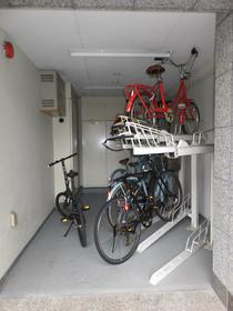 スカイコートルーベンス中目黒駐車場