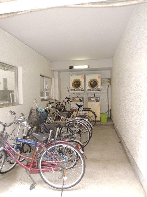 スカイコート西横浜5共用設備