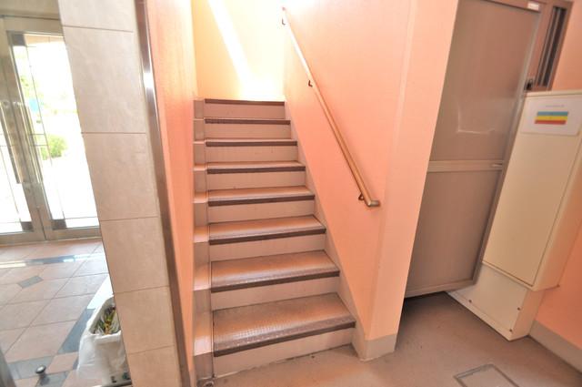 セレンディピティO・V この階段を登った先にあなたの新生活が待っていますよ。