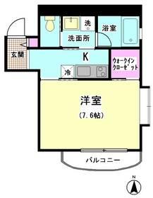 グレイスコート弐番館 301号室