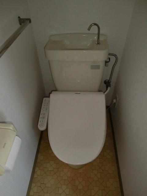 シティハイムサンドリオントイレ