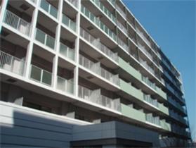 豊洲レジデンスC棟の外観画像