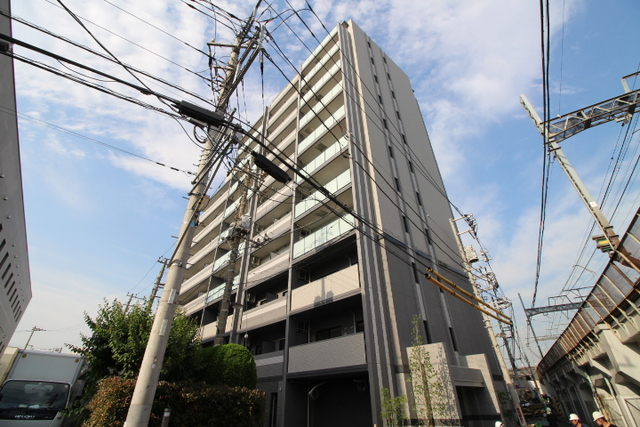 GENOVIA隅田川west sky gardenの外観画像