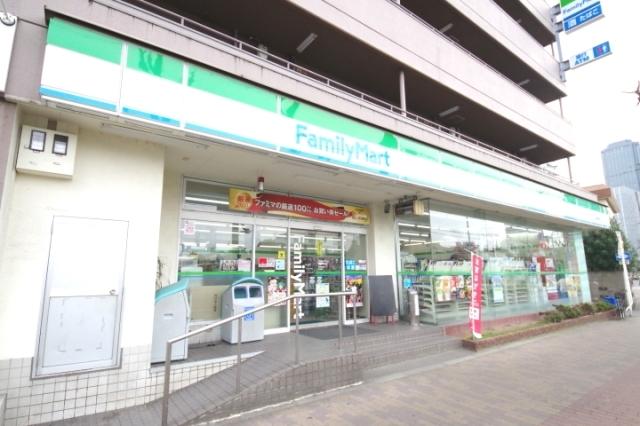 ファミリーマート城東鴫野西店