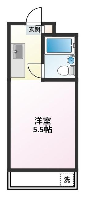 メゾン・ド・NSK間取図