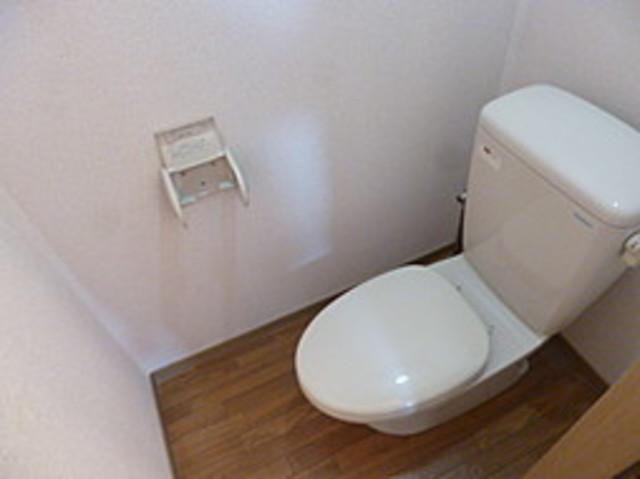 和光市駅 徒歩16分トイレ