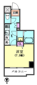 仮)木場プロジェクト 905号室