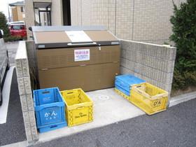 敷地内ゴミステーション完備