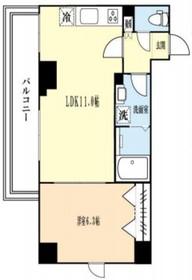 東大前駅 徒歩5分9階Fの間取り画像