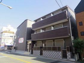 リーヴェルポート横浜西口Carnaの外観画像