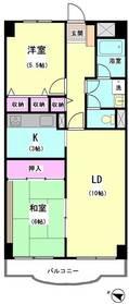 亀有パークマンション 705号室