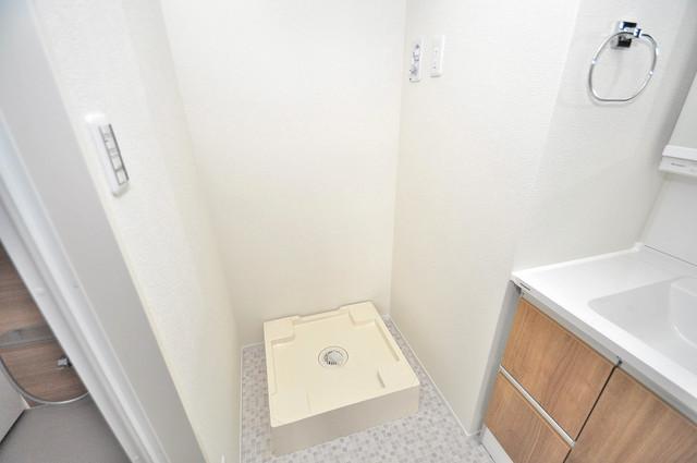 ma.maison(マ.メゾン) 室内に洗濯機置き場があれば雨の日でも安心ですね。