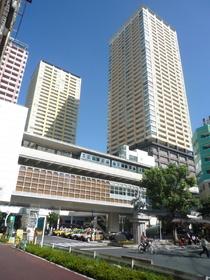 ステーションガーデンタワーの外観画像