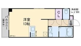 アクア波多江駅前4階Fの間取り画像
