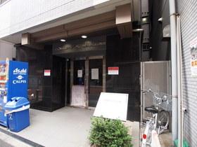 御成門駅 徒歩9分エントランス