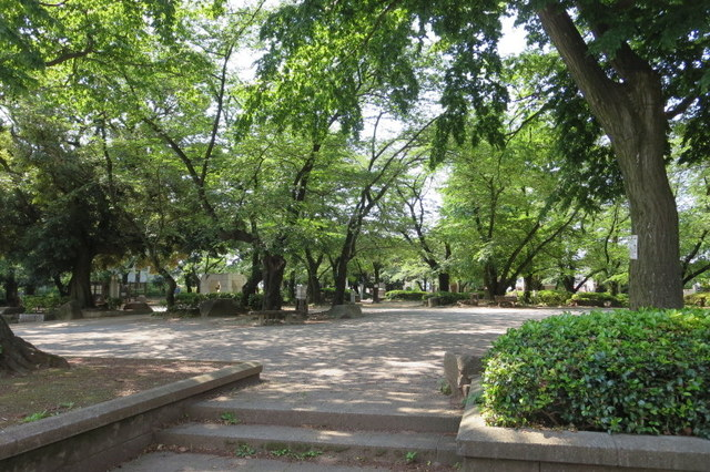 Primavera ペット共生[周辺施設]公園