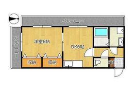 サリジェ215階Fの間取り画像