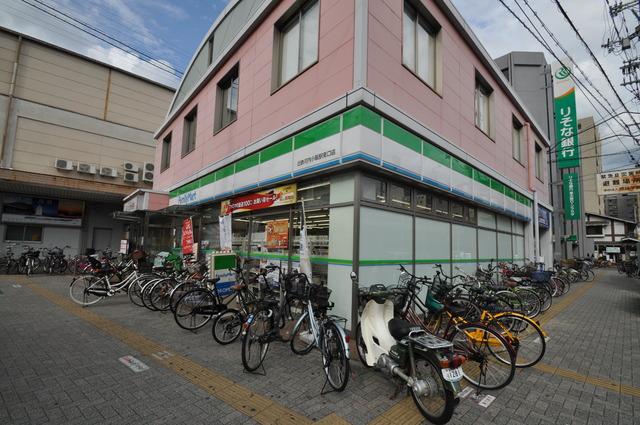 プレシオ小阪 ファミリーマート近鉄河内小阪駅南口店