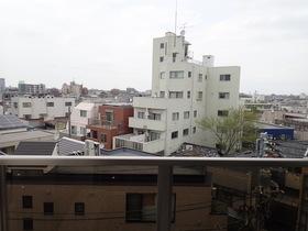 フォセット江古田の外観