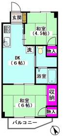 西脇マンション 203号室