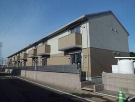 グランドソレイユ東野大和ハウス施工のアパートです☆