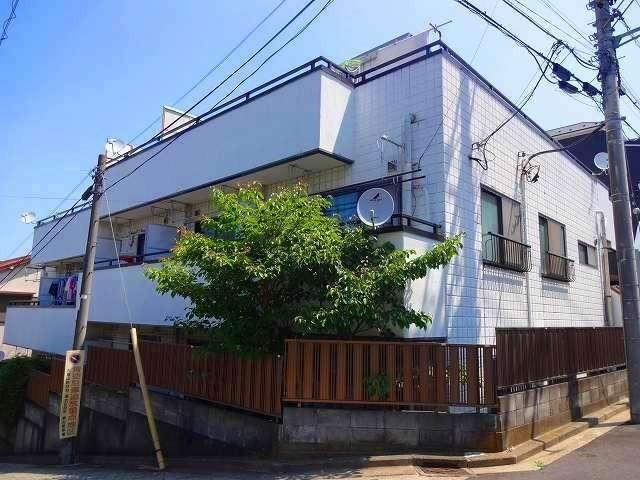 大倉山駅 徒歩13分外観