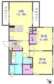 仮)大田区久が原2丁目シャーメゾン 201号室