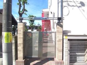 桜新町駅 徒歩3分エントランス