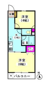 メゾンハピネス 103号室
