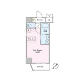 DORMOUSE和11階Fの間取り画像