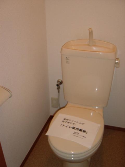 ラ・クロシェット本駒込トイレ