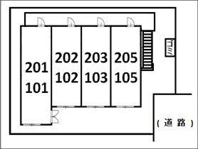 BCレジデンス 103号室