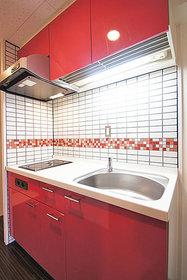 No.81 AMARIGE  : 4階キッチン