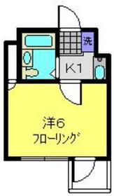 コートドオルウチダ4階Fの間取り画像