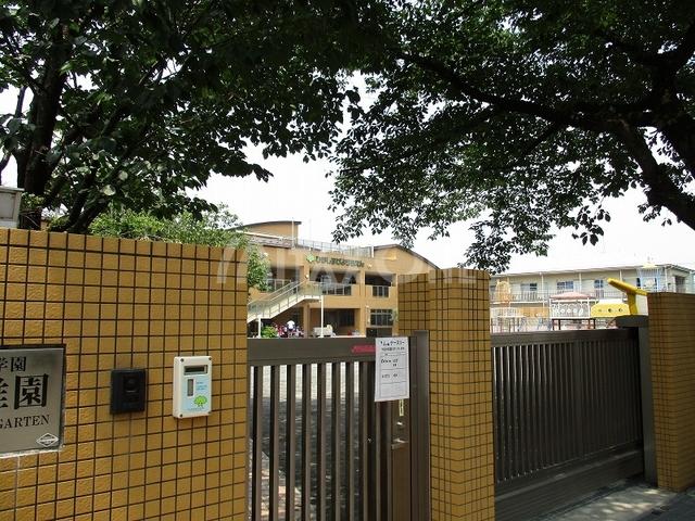 けやき坂ヒルズワン(けやき坂ヒルズ1)[周辺施設]幼稚園・保育園
