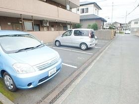 サンフィールドマンション駐車場