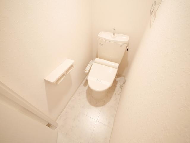 相武台アイランドハイツトイレ