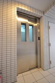 越中島駅 徒歩5分共用設備