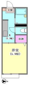 LODGING MORISHITA 105号室