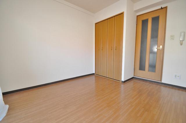 ジャルディーノ壱番館 解放感があるオシャレなお部屋です。