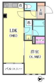 GRAND LAVA(グランラバ) 303号室