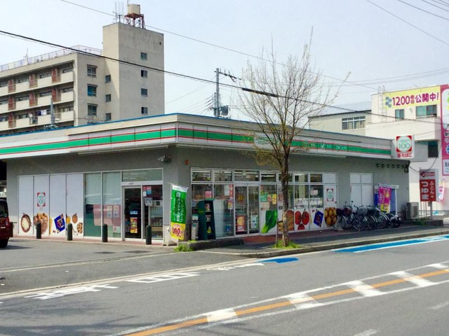 ローソン東大阪若江西新町店
